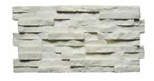 DIY 7PC Non-formaldehyde 3D DIY Faux Stacked Stone Insulation Wall Panel Plain