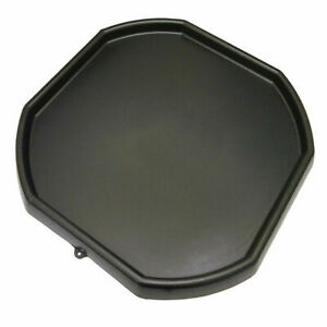 LARGE PLASTIC MIXING TRAY BLACK BUILDER CHILDREN PLAY PIT CEMENT MORTAR SAND