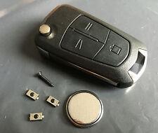Kit De Reparación Para Opel Opel Astra Corsa Vectra Zafira 3 botón remoto Flip llave