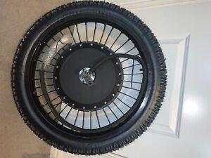 E bike wheel super power 48v-72v 8000W