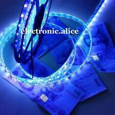 DC12V 3528 5050 UV Ultraviolet purple waterproof 60led/m Strip lamp black light