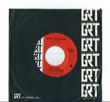"""THE FLOWER TRAVELLING BAND - SATORI (Enlightenment) 7""""/45 CANADA PSYCH ROCK 1971"""