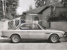 BMW 2800 CS  Press Photograph c1969-70