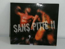 CD ALBUM Sampler Sans pitié II PAP ROACH / SUM 41 / QOTSA / PUDDLE OF MUD 8826