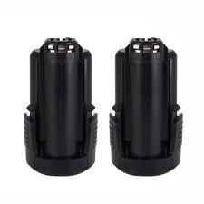 2 x 12V 1500mAh Li-ion Rechargeable Battery for DREMEL 8200 8220 8300 B812-01/02