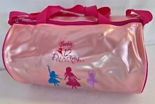 ~ Barbie - BALLET OVERNIGHT GIRLS BAG LUGGAGE SLEEPOVER Dancing Princesses