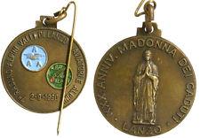 Medaglia 7° Raduno Alpini Valli di Lanzo Anniversario Madonna dei Caduti #MD3187