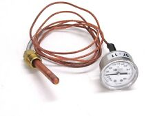 WEISS INSTRUMENTS WATER TEMPERATURE GAUGE, 0-180°F
