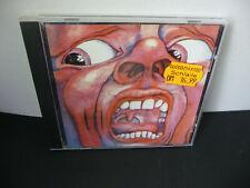 CD ALBUM KING CRIMSO IN THE COURT OF THE CRIMSON KING / EGCD 1  /  NEUWERTIG