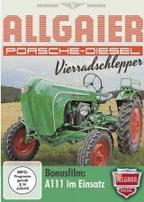 DVD Allgaier Porsche-Diesel - Vierradschlepper * A111 im Einsatz