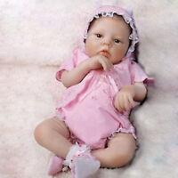 "Joelle, 18"" Baby Doll by Eva Helland - Ashton-Drake"