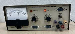Heathkit 0-30 VDC Regulated Power Supply, Model No. IP-28 (Powers On)