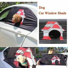 Pet Dog Travel Car Window Grill Vent Cover Security Window Dog Puppy Pets Car