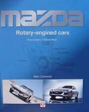 LIVRE/BOOK : MAZDA SPORT CARS cosmo 110s,r100,rx2,rx3,rx4,rx5,rx7,rx8