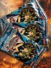 Yu-Gi-Oh Old Collectable Dark Crisis English 3 Booster Packs TCG