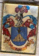 Heraldry PIN metallic del last name : PUJOL