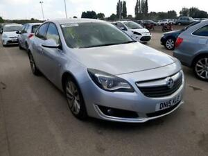 BREAKING VAUXHALL INSIGNIA 2015 IN SILVER COLOUR WHEEL BOLTS -COLOUR CODE-Z176