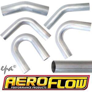 Aeroflow Aluminium Tube & Mandrel Bends Intercooler Turbo Intake Pipe Piping