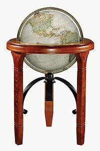 "Replogle Jameson National Geographic World Globe 12"" Antique. Brand New!"