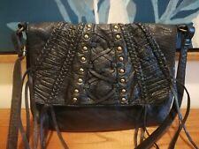 New Look Leather Crossbody Hip Bag