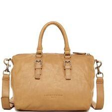 NWT Liebeskind Liselotte  Vintage Leather Satchel Bag RV $275 Spice