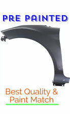 New PRE PAINTED Driver LH Fender for 2014-2016 Ford Fiesta w Free Touchup