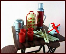 Similar T for Candy Dollhouse miniature Old Style kitchenware set