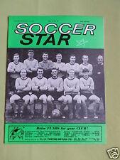 SOCCER STAR - UK FOOTBALL MAGAZINE - 6 MAR 1964 - SOUTHPORT