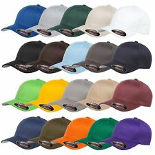 FLEXFIT CAP BASEBALL CAPS graue Unterseite ORIGINAL FLEX FIT MÜTZE BASECAP KAPPE