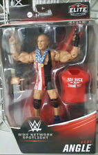 Wwe elite network spotlight kurt angle brand new