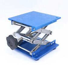 "6"" Aluminum Lab-Lift Lifting Platforms Stand Rack Scissor Lab Jack 150x150x250mm"