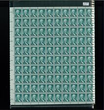 1958 United States Postage Stamp #1048 Plate No. 25965 Mint Full Sheet