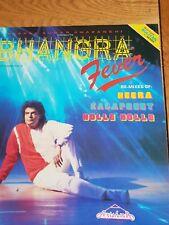 BHANGRA FEVER 'RARE LP VINYL -  BHANGRA  REMIXES