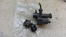 1962-63 C105tc trail 55 H1228~ downdraft carb carburetor rare