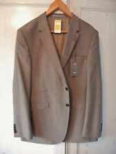 Polyester Two Button Suit Jackets for Men