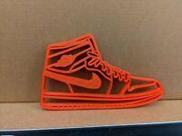 Nike Jordan Plastic Display shoe