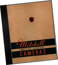 1934 Mitchell Motion Picture Camera CATALOG 35mm Equipment Features + Apparatus
