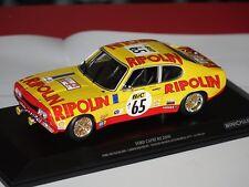 Ford Capri RS 2600 Tour de France 1972 #65 1:18 Minichamps 155728565 neu & OVP