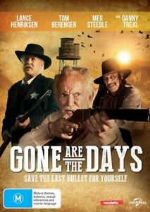 Gone Are The Days DVD