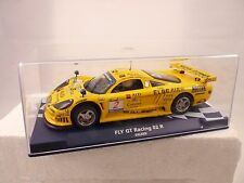 FLY CAR MODEL #07053 FLY GT RACING 02-R SALEEN FLY 11  1/32 SLOT CAR