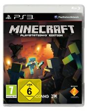 Minecraft: PlayStation 3 Edition (Sony PlayStation 3, 2014, DVD-Box)