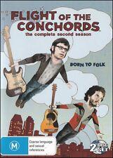 FLIGHT of the CONCHORDS Complete Second Season TV Series DVD (2 DVD SET) Reg 4