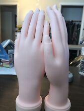2- Manicure practice hands