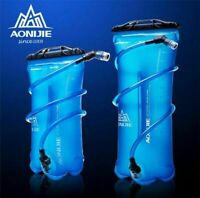 Water 1.5L/2L/3L Bag Sport Outdoor Foldable TPU Hydration Bladder Camping Travel