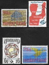 NVPH 1094 - 1097 Serie Gebruikt