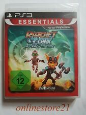 Ratchet & Clank A Crack in Time PlayStation 3 NEU PS3