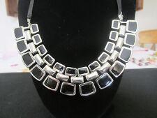 Enamel Vintage Costume Jewellery without Bead/Stone (1970s)