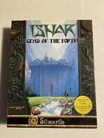 ISHAR LEGEND OF THE FORTRESS*Vintage Computer Role Playing Game*Commodore Amiga*