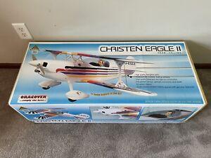 New Seagull Models Christian Eagle RC Remote Control ARF Biplane Airplane SEA104