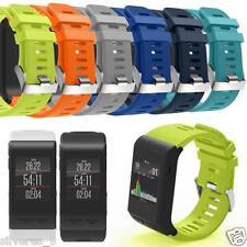 Deporte Silicona Pulsera Watch Strap Reloj Banda Correa For Garmin vivoactive HR